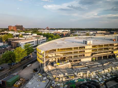 Nog honderden gebouwen onder de loep na instorten parkeergarage Eindhoven