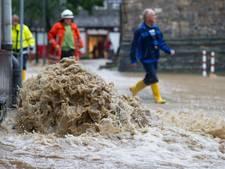 Rampenalarm: wateroverlast teistert groot deel van Duitsland