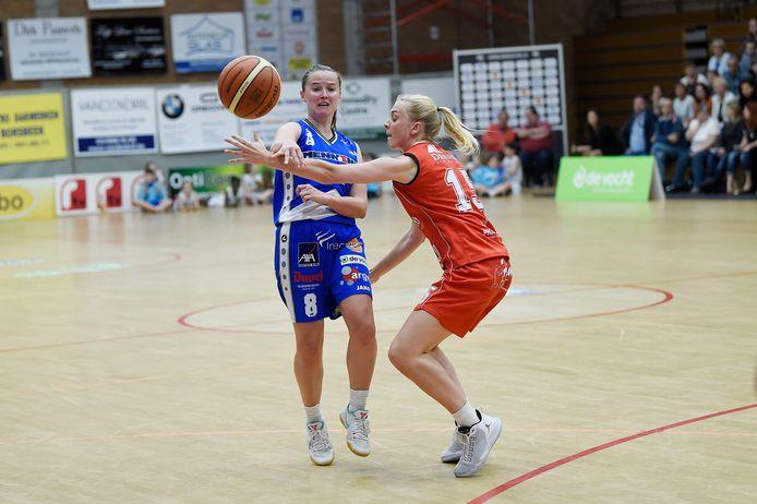 Inge Meylemans (8) speelde drie jaar voor Waregem, waarna ze via Willebroek (foto-archiefbeeld) bij Laarne terecht kwam.