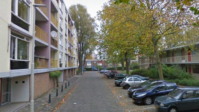 De Rousseaustraat in Rotterdam. © Google Streetview