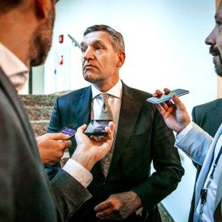 Cockpitoverleg: trekt Rutte het klimaatbeleid uit de politieke loopgraven?