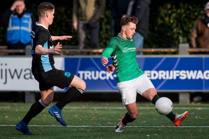 Derdedivsionist HSC'21 treft komend seizoen één ploeg meer.