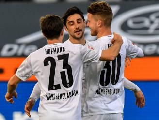 Gladbach stuurt Dortmund met lege handen naar huis na spektakelstuk