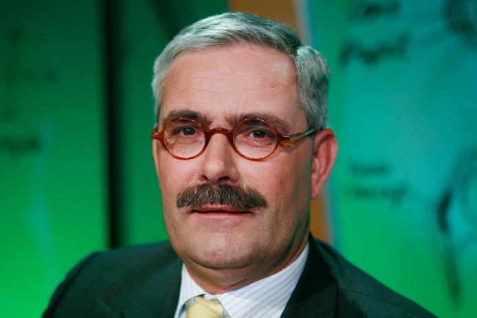 Burgemeester Aad de Jonge