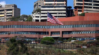 Alle Amerikaanse diplomaten teruggetrokken uit Venezuela