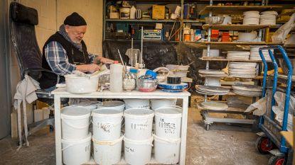 Van OAK tot Chambre Séparée: keramist uit Lochristi levert handgemaakte borden aan sterrenchefs