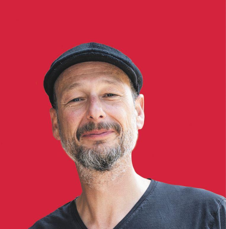 Robin Hagedoorn vastgoedexpert van Bunk. Beeld Lin Woldendorp