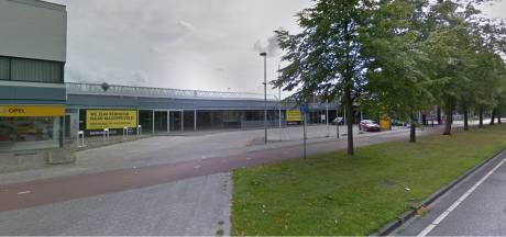 Op een sportschool na is de verdere invulling van de voormalige Opel-garage in Roosendaal nog onzeker