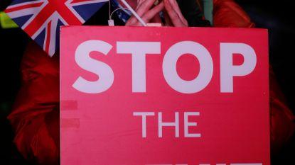 Brexit-deal uitgespuwd, maar May wil het nóg eens proberen