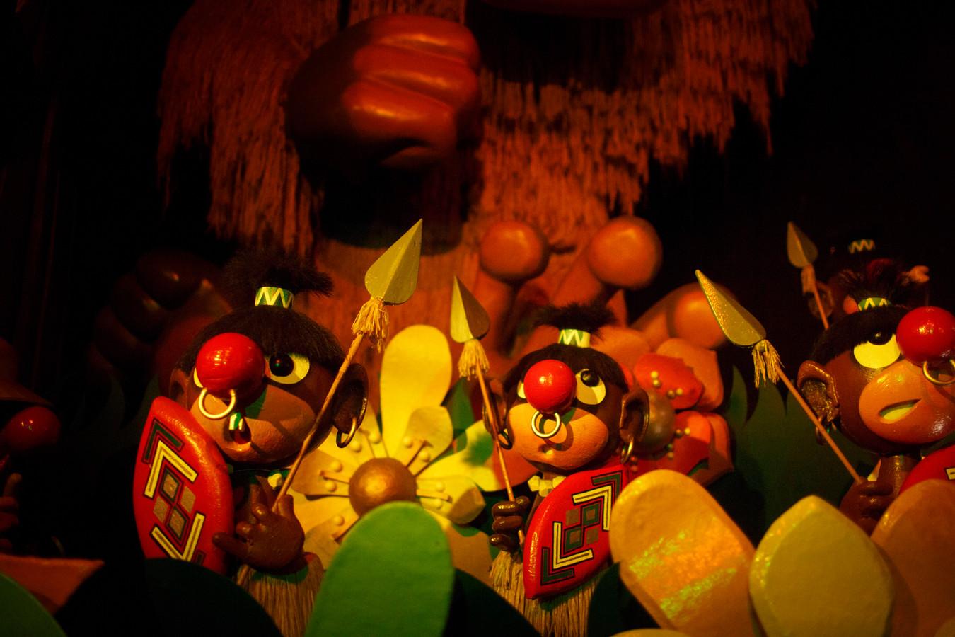Deze figuren gaan we straks niet meer terugzien in Carnaval Festival.