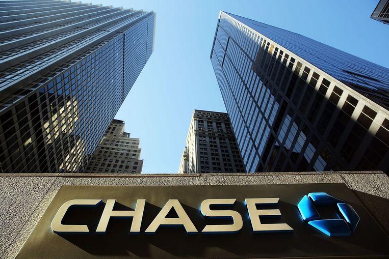 Een van de twee grootste Amerikaanse zakenbanken, JPMorgan Chase Beeld anp