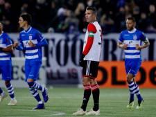 Stuurloos Feyenoord figureert bij PEC-debuut Stam
