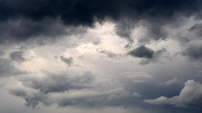 Zwaarbewolkte maar meestal droge zaterdag, vanaf morgen meer regen