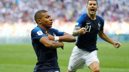 Frankrijk naar de kwartfinale, Messi naar huis: genadeloze Mbappé loodst 'Les Bleus' voorbij zwak Argentinië