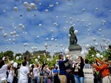 Geen ballon meer omhoog in Den Haag