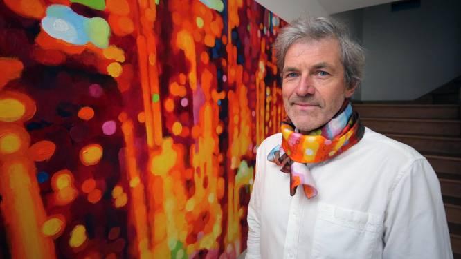 Carl Soete exposeert in Galerie Blomme