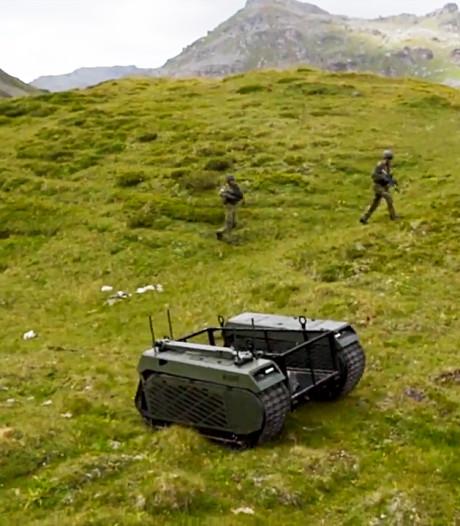 Ten strijde gaan met peloton van robots: het is dichterbij dan je denkt