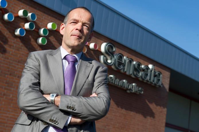 Geert Braaksma, voorzitter van de Twenteboard.