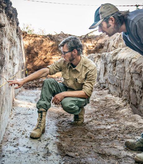 Archeologisch onderzoek bij Snelle Loop