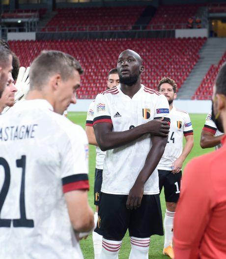 Les Diables conservent leur première place au classement FIFA
