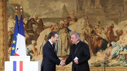Nu al derde klacht tegen Franse ambassadeur van Vaticaan wegens seksuele agressie