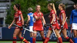 Red Panthers hebben genoeg aan draw tegen Spanje