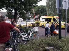 Reizigers op perron in Oisterwijk getuige van aanrijding met persoon; treinverkeer hervat