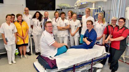 """Spoeddienst AZ groeninge hoort bij top van vlaanderen: """"Patiënt staat hier centraal"""""""