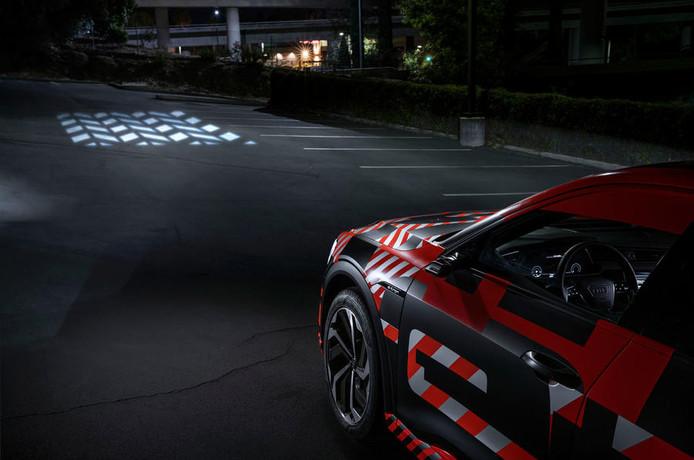 Audi's lichttechnologie