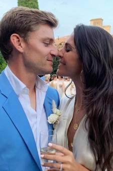 David Goffin s'est complètement lâché au mariage de Lucas Pouille