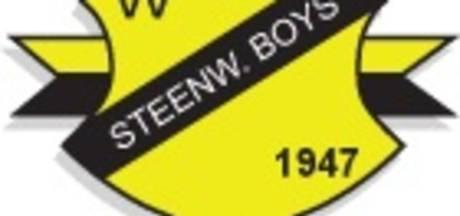 Steenwijker Boys ronde verder