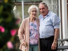 Diamanten liefde van Kaatsheuvels echtpaar begon in Rotterdam
