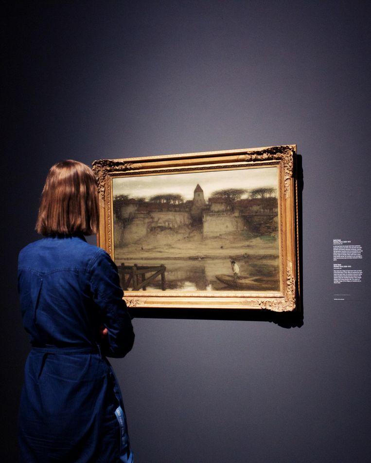 Beeld van de expositie in het Rijksmuseum Beeld Kelly Schenk