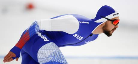 Arefyev houdt Nederlanders van zich af op 'levensgevaarlijke' 500 meter