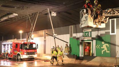 Vrachtwagen rukt verlichting en camera's af: Beverentunnel opnieuw geopend na dag van chaos