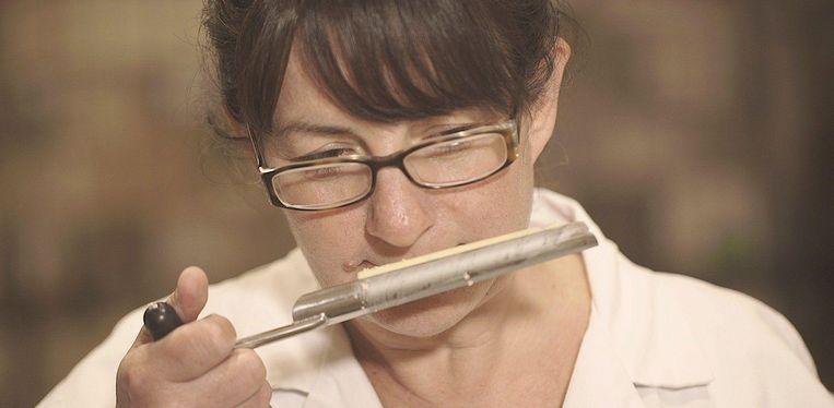 Diane Cox verzekerde haar neus voor 5 miljoen pond Beeld