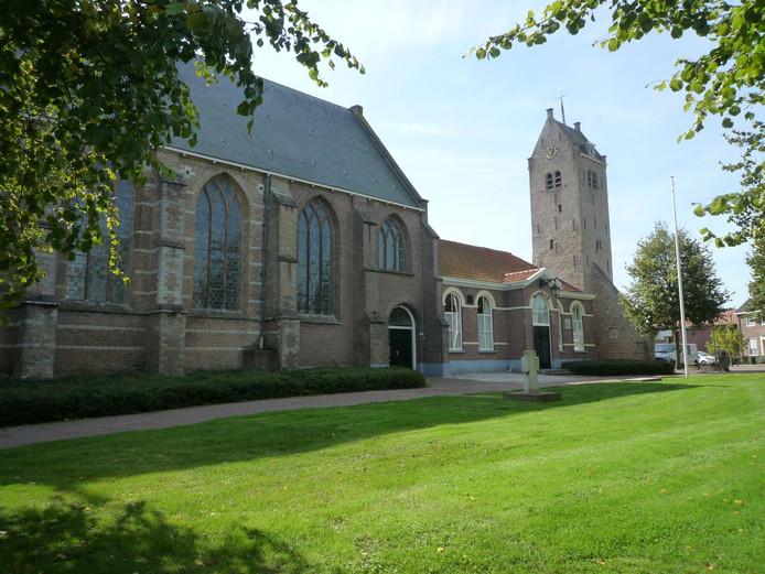 De Judocuskerk in Oosterland.