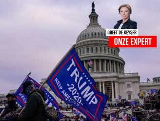 """Greet De Keyser in de VS: """"Kans dat Trump in 2024 weer presidentskandidaat zal zijn, is véél kleiner dan paar dagen geleden"""""""