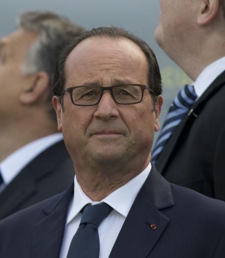 François Hollande répond au livre de Valérie Trierweiler