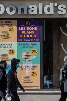 """McDonald's abandonne le plastique dans les jouets des """"Happy meals"""""""
