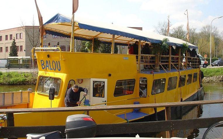 Tot vijf jaar geleden brachten boten bezoekers van het station van Mechelen naar Planckendael.