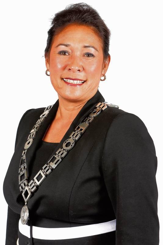 Burgemeester Marjolein Van der Meer Mohr (Rucphen)