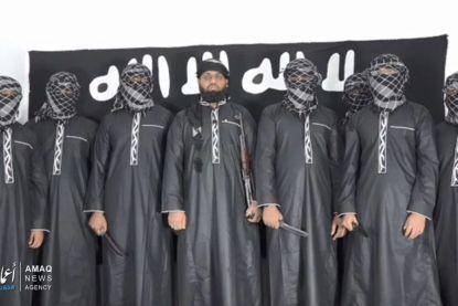 IS eist aanslagen Sri Lanka op en deelt foto van daders