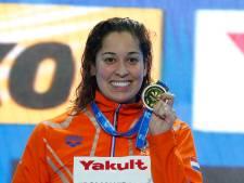 Kromowidjojo in swim-off voor finale 50 meter rugslag