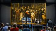 Wetenschappers UAntwerpen met scanner op zoek naar de geheimen van 'De Nachtwacht' van Rembrandt