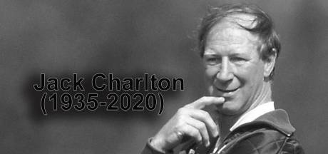 Jack Charlton: held van Engeland én Ierland