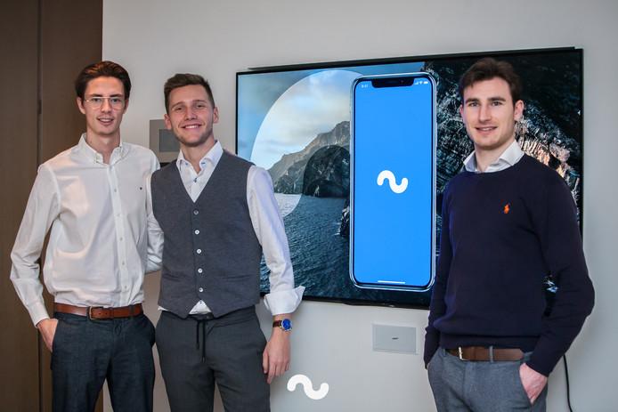 Ruben Cornil, Alexandre Goossens en Mathieu Verhaeghe ontwikkelden samen 'Connus',