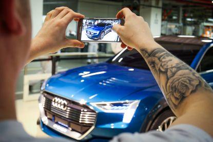Brusselse Audi-fabriek mag tweede elektrisch model bouwen