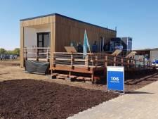 Studenten herbouwen zelfvoorzienend huis op de campus