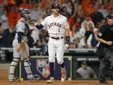 Astros op gelijke hoogte met Yankees van Gregorius